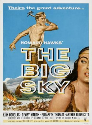The Big Sky movie poster (1952) poster MOV_b2f0b350