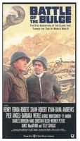 Battle of the Bulge movie poster (1965) picture MOV_b2f14aad