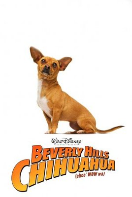 Beverly Hills Chihuahua movie poster (2008) poster MOV_b2f4f150