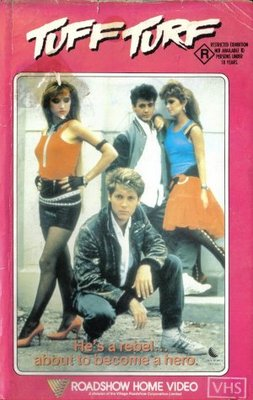 Tuff Turf movie poster (1985) poster MOV_b2f68229