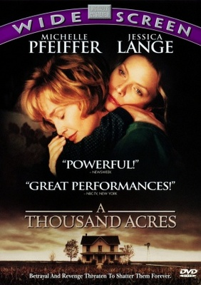 A Thousand Acres movie poster (1997) poster MOV_b2f7e4da