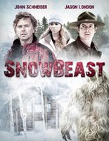 Snow Beast movie poster (2011) picture MOV_b2f96e00