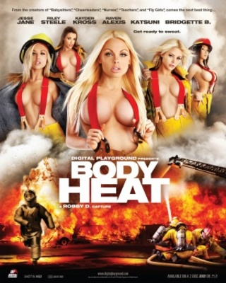 Body Heat movie poster (2010) poster MOV_b2ffe8d1