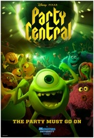 Party Central movie poster (2014) picture MOV_b3001a05