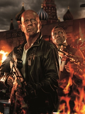 A Good Day to Die Hard movie poster (2013) poster MOV_b300d958