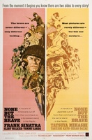 None But the Brave movie poster (1965) picture MOV_b301b055