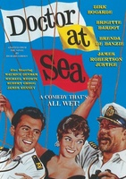 Doctor at Sea movie poster (1955) picture MOV_b301b2ba