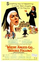 Where Angels Go Trouble Follows! movie poster (1968) picture MOV_b303bae4