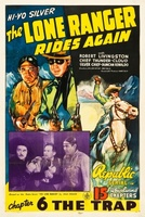 The Lone Ranger Rides Again movie poster (1939) picture MOV_b304279a
