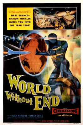 World Without End movie poster (1956) poster MOV_b30b1f1e