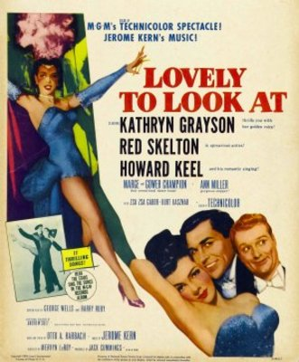 Lovely to Look at movie poster (1952) poster MOV_b30bd9db