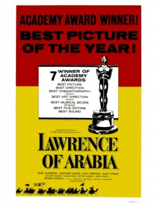 Lawrence of Arabia movie poster (1962) poster MOV_b30ccdf5