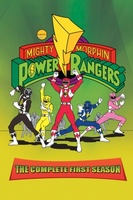 Mighty Morphin' Power Rangers movie poster (1993) picture MOV_b30fd5f2