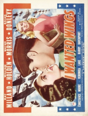 I Wanted Wings movie poster (1941) poster MOV_b310372a