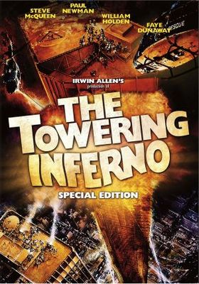 The Towering Inferno movie poster (1974) poster MOV_b3158c9d