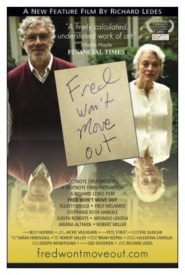 Fred Won't Move Out movie poster (2012) poster MOV_b31d6de0