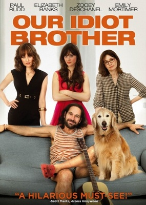 My Idiot Brother movie poster (2011) poster MOV_b31df258