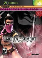 Mortal Kombat: Deception movie poster (2004) picture MOV_b323374a