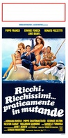 Ricchi, ricchissimi... praticamente in mutande movie poster (1982) picture MOV_b32815b3