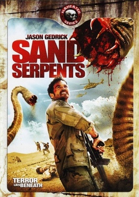 Sand Serpents movie poster (2009) poster MOV_b328dbd6