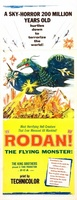 Sora no daikaijû Radon movie poster (1956) picture MOV_b329aa7b