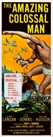 The Amazing Colossal Man movie poster (1957) picture MOV_641ffaae