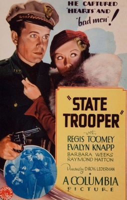 State Trooper movie poster (1933) poster MOV_b32ce554