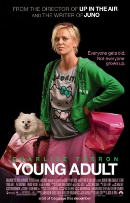 Young Adult movie poster (2011) poster MOV_b32cf01f