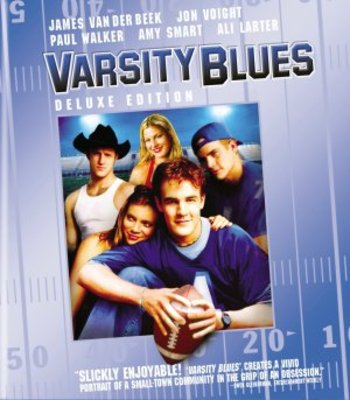 Varsity Blues movie poster (1999) poster MOV_b335535b