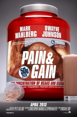 Pain and Gain movie poster (2013) poster MOV_b3398ca9