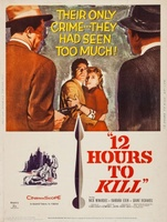 Twelve Hours to Kill movie poster (1960) picture MOV_b33b7efe
