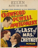 The Last of Mrs. Cheyney movie poster (1937) picture MOV_b33d9231