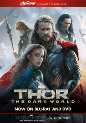 Thor: The Dark World movie poster (2013) poster MOV_b33dc706