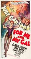 For Me and My Gal movie poster (1942) picture MOV_b341ae9b