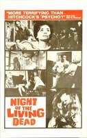 Night of the Living Dead movie poster (1968) picture MOV_b341e270