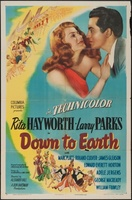 Down to Earth movie poster (1947) picture MOV_b34aeffc
