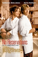 No Reservations movie poster (2007) picture MOV_b34f4972