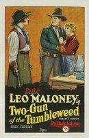 Two-Gun of the Tumbleweed movie poster (1927) picture MOV_b354d8b7