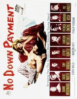 No Down Payment movie poster (1957) picture MOV_b3575343