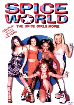 Spice World movie poster (1997) poster MOV_b359f6d6