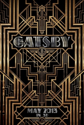 The Great Gatsby movie poster (2012) poster MOV_b35b8c6d