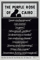 The Purple Rose of Cairo movie poster (1985) picture MOV_b35c360e