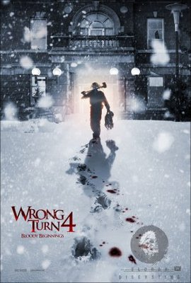 Wrong Turn 4 movie poster (2011) poster MOV_b3605130