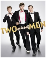 Two and a Half Men movie poster (2003) picture MOV_b36117d0