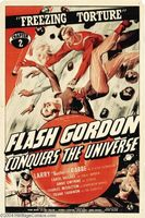 Flash Gordon Conquers the Universe movie poster (1940) picture MOV_b3617526