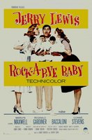 Rock-a-Bye Baby movie poster (1958) picture MOV_b36225a0