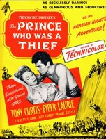 The Prince Who Was a Thief movie poster (1951) picture MOV_b3644c97