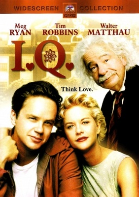 I.Q. movie poster (1994) poster MOV_b3661aed