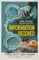 Information Received movie poster (1961) picture MOV_b3668434