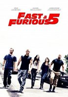 Fast Five movie poster (2011) picture MOV_b3686533